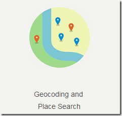 ESRI's cartoony map icon